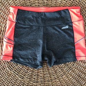 4/$20 spandex exercise shorts